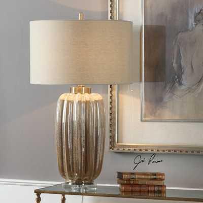 Gistova Gold Table Lamp - Hudsonhill Foundry