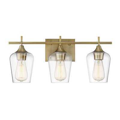 Hickerson 3-Light Vanity Light - AllModern