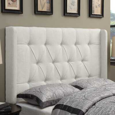 Davina Upholstered Wingback Headboard - Birch Lane