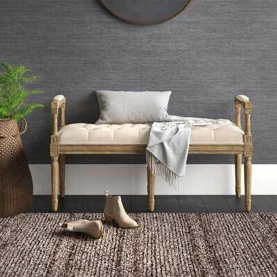 Healey Upholstered Bench - Birch Lane