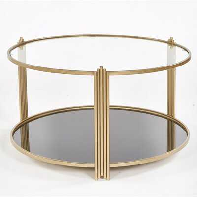 Garman Coffee Table - Wayfair
