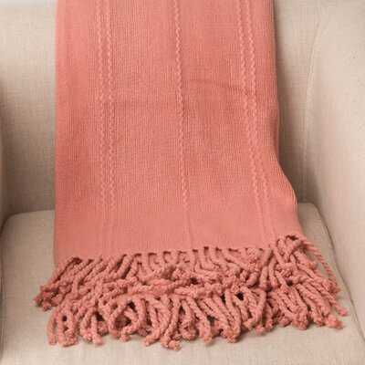 Aleda Woven Luxury Throw - Birch Lane