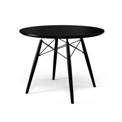 Overturf Round Dining Table - Wayfair
