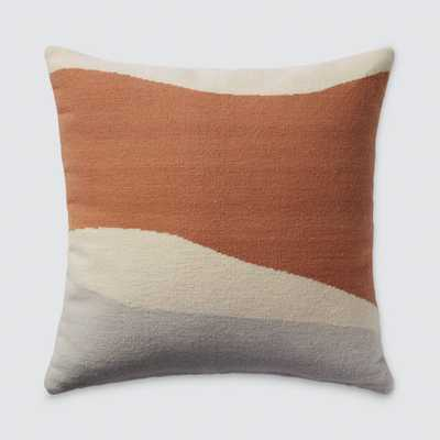 Las Colinas Pillow - 22 in. x 22 in. By The Citizenry - The Citizenry