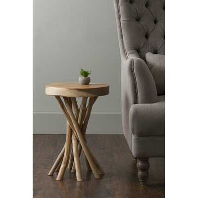 Harte Solid Wood End Table - Birch Lane