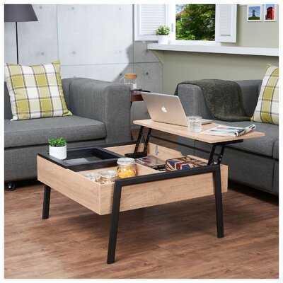 Jayesh Lift Top Coffee Table - Wayfair