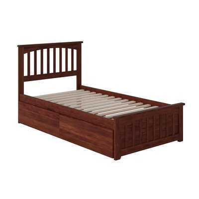 Rhonda Platform Bed with Drawers - Wayfair