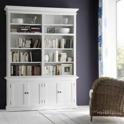 Amityville Oversized Set Library Bookcase - Wayfair