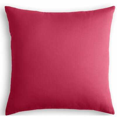 Square Pillow Cover & Insert - Wayfair
