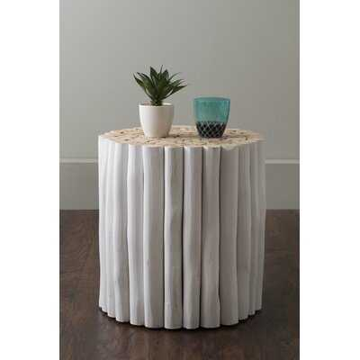 Naya End Table - Wayfair