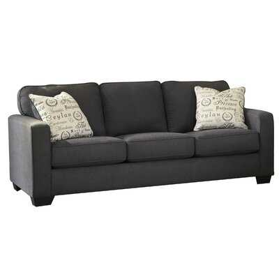"Halona 84"" Square Arm Sofa Bed - Wayfair"