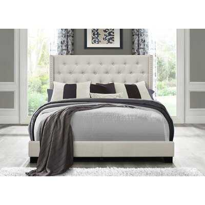 Aadvik Tufted Upholstered King Bed - Wayfair