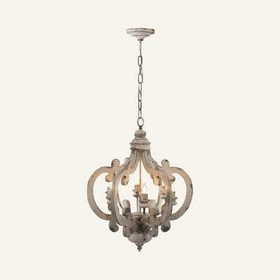 Jarman 6-Light Candle Style Geometric Chandelier - Wayfair