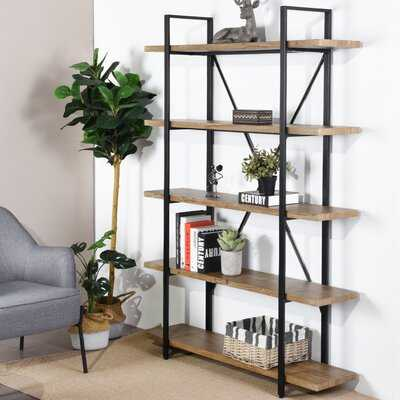 Schram Etagere Bookcase - Wayfair