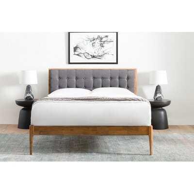 Adrienna Upholstered Platform Bed - AllModern