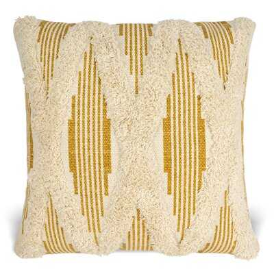 Square 100% Cotton Pillow Cover & Insert - Wayfair