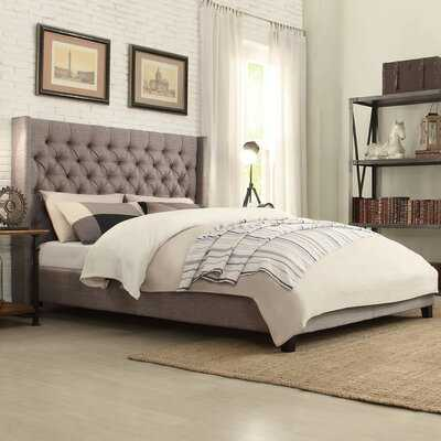 Cassville Upholstered Standard Bed - Wayfair