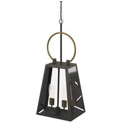 Ricard 2-Light Outdoor Hanging Lantern - AllModern