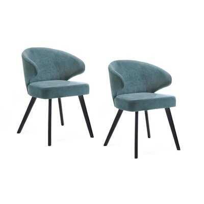 Chittum Upholstered Dining Chair - Wayfair