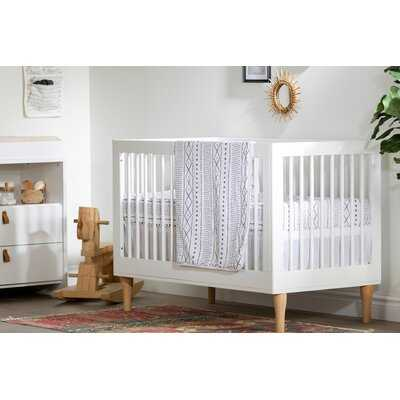 Dreamit Muslin 3 Piece Crib Bedding Set - AllModern