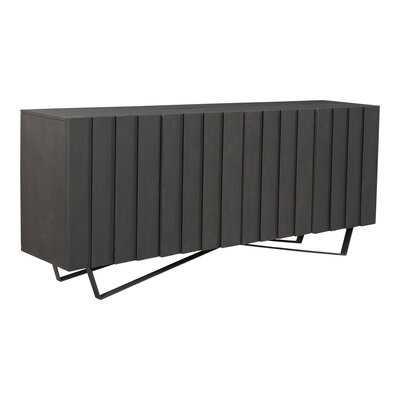 Arno 71'' Wide Mango Wood Sideboard - AllModern