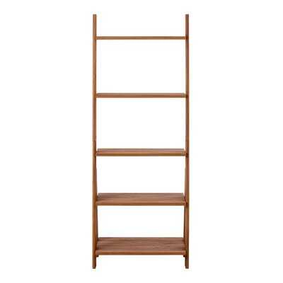 "Shrum 65"" H x 25"" W Ladder Bookcase - Wayfair"