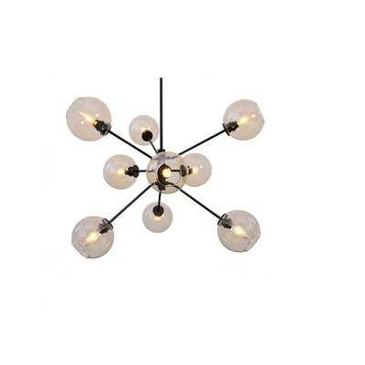 Cassandrea Antuane 9-Light Sputnik Bulb Chandelier - Wayfair