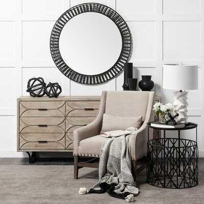 Kenda Modern Accent Mirror - Wayfair