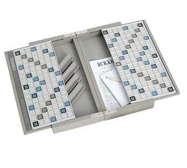 Travel Scrabble Game - Pottery Barn