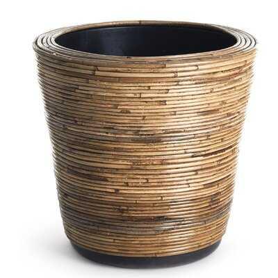 Rishi Rattan Pot Planter - Birch Lane