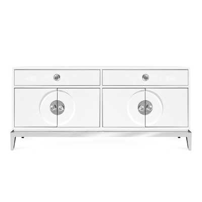 Jonathan Adler Channing TV Stand for TVs up to 65 inches - Perigold