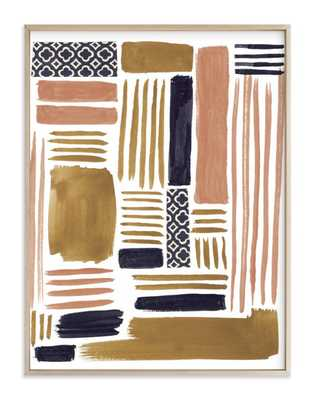 Staccato Art Print - Minted
