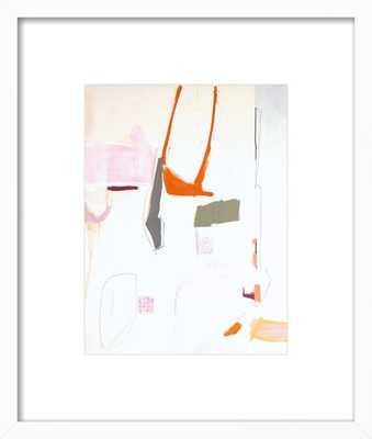 Persimmon Rains by Holly Addi for Artfully Walls - Artfully Walls