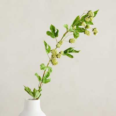 "Faux Hops Branch, 46"" - West Elm"