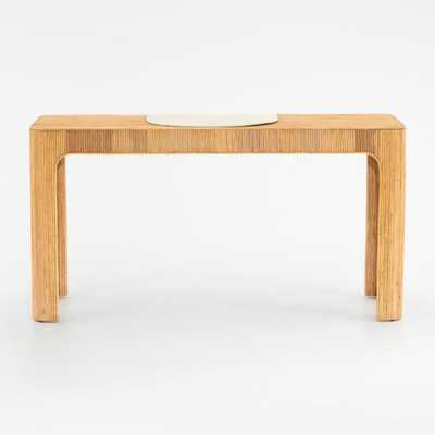 Palms Desk - Crate and Barrel