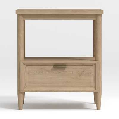 Kids Bodie Wood Nightstand - Crate and Barrel