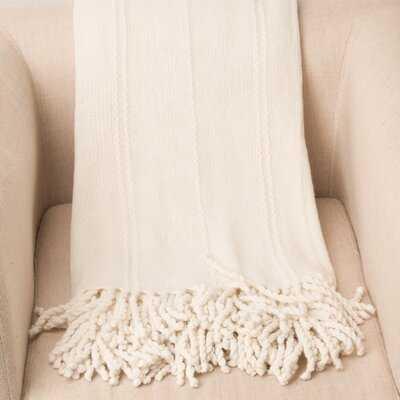 Aleda Woven Luxury Throw - Birch Lane