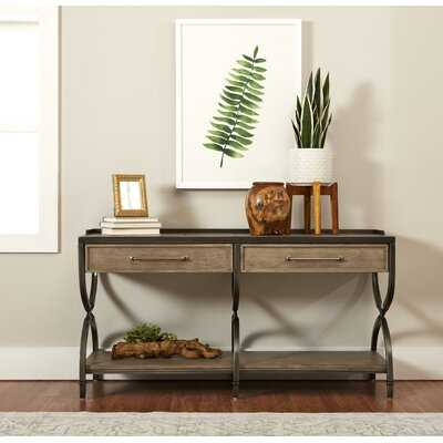"Trisha Yearwood Home Tallahassee 44"" Console Table - Wayfair"