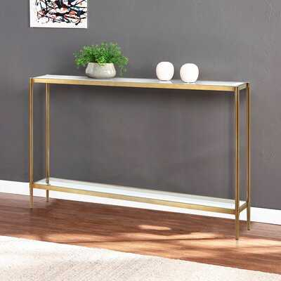 Sidwell 47'' Console Table - Wayfair