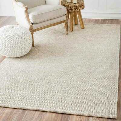 Cardew Handwoven Cotton Area Rug - Birch Lane