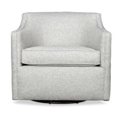 Stone & Leigh™ Furniture Gayle Swivel Armchair - Perigold