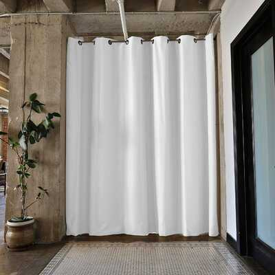 Premium Heavyweight Tension Rod 1 Panel Room Divider - Wayfair