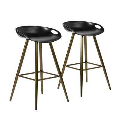 "Aimaan 32.3"" Bar Stool - Wayfair"