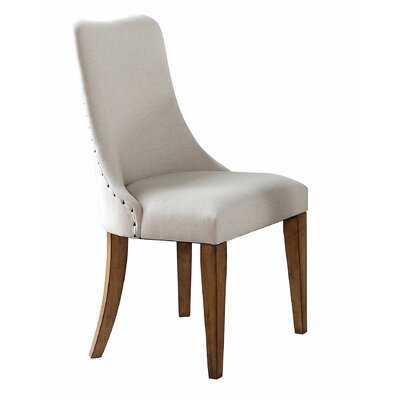 Forestville Upholstered Dining Chair (Set of 2) - Wayfair