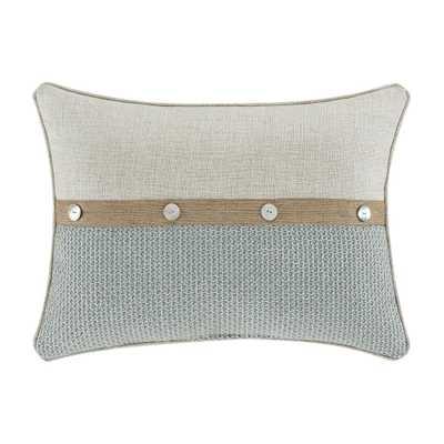 J QUEEN NEW YORK William Spa Boudoir Decorative Throw Pillow - Home Depot