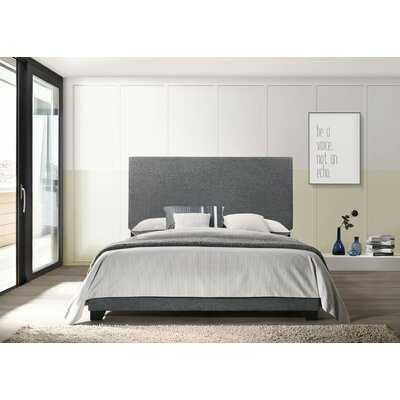 Brentwood Upholstered Standard Bed - Wayfair