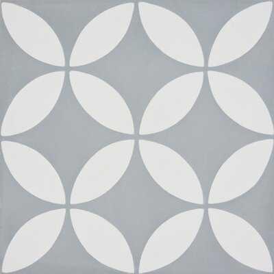 Amlo Handmade 8 x 8 Cement Field Tile - AllModern