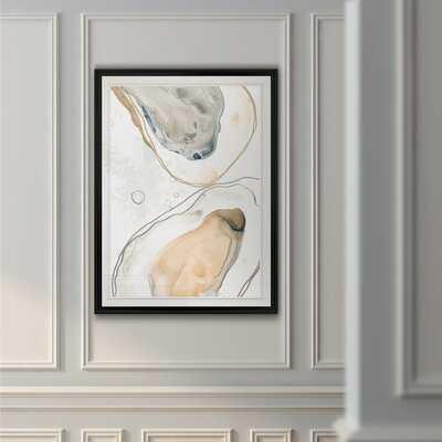 'Ocean Oysters IV' - Painting Print on Canvas - Wayfair