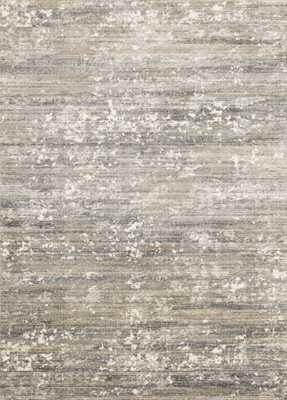 """Loloi Augustus AGS-06 Fog 7'-10"""" x 10'-10"""" - Loma Threads"""