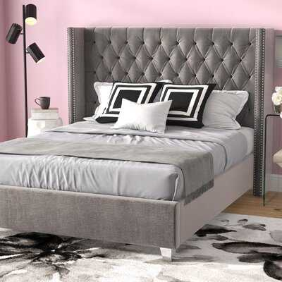 Jennie Upholstered Platform Bed - Wayfair